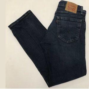 Men's Levi's 505 Regular Straight Leg Jeans